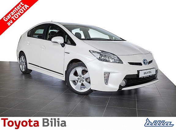 Toyota Prius 1,8 VVT-i Hybrid Executive  2013, 44991 km, kr 219900,-