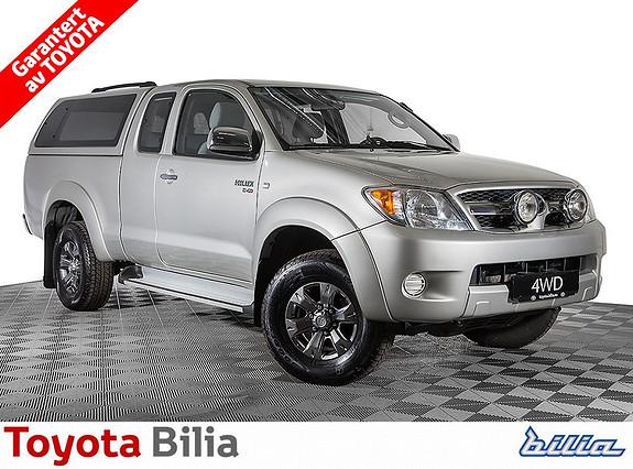 Toyota HiLux D-4D 102hk X-Cab 4wd SR5  2006, 173168 km, kr 169900,-