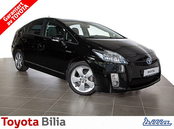 Toyota Prius 1,8 VVT-i Hybrid Executive  2010, 98519 km, kr 149900,-