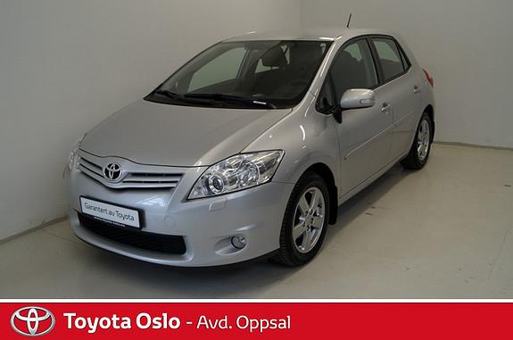 Toyota Auris 1,6 Valvematic Advance , Hengerfeste,  2011, 63595 km, kr 149900,-