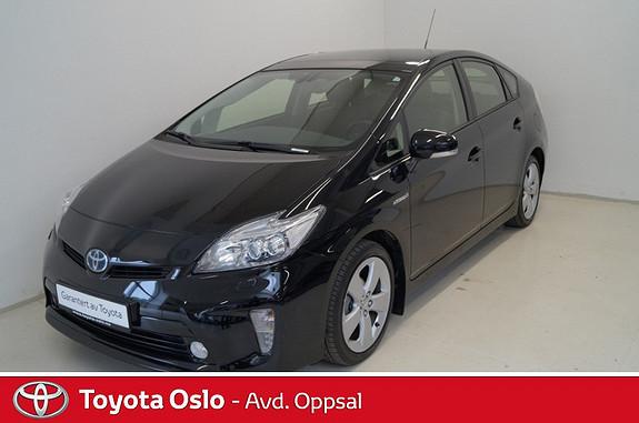 Toyota Prius 1,8 VVT-i Hybrid Premium  2013, 63997 km, kr 229900,-