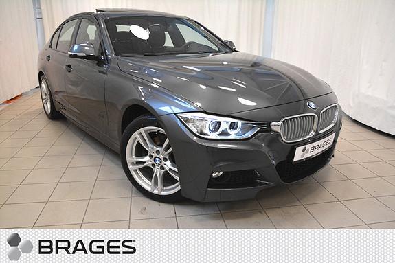 BMW 3-serie 320d xDrive 163hk M-Pakke, Glasstak, El-Krok, Dab, Lyspakke, Bluetooth, Norsk ++  2013, 49200 km, kr 379000,-