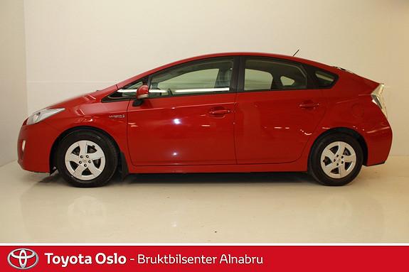 Toyota Prius 1,8 VVT-i Hybrid Premium  2011, 129300 km, kr 153500,-