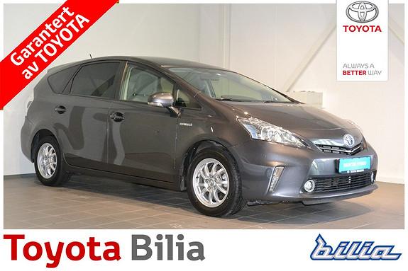 Toyota Prius+ Seven 1,8 VVT-i Hybrid Executive Skyview , Norsk, 1 eier,  2013, 45000 km, kr 249000,-