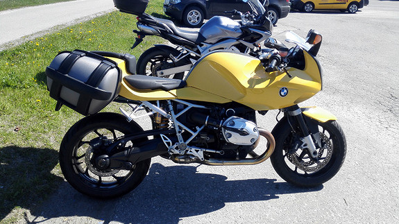 BMW R1200S 2006, 59000 km, kr 75000,-