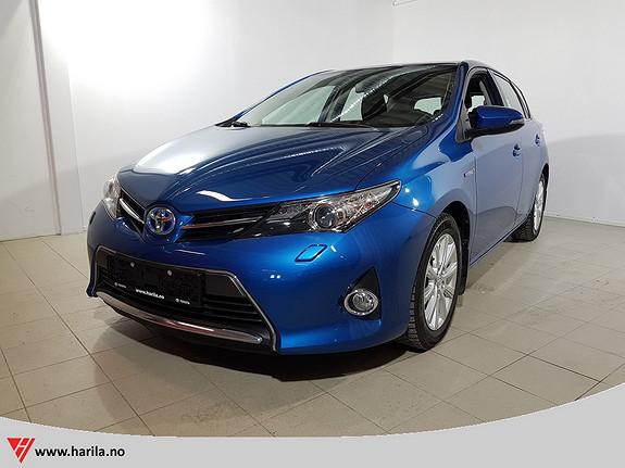 Toyota Auris 1,8 Hybrid E-CVT Active  2013, 26538 km, kr 229000,-