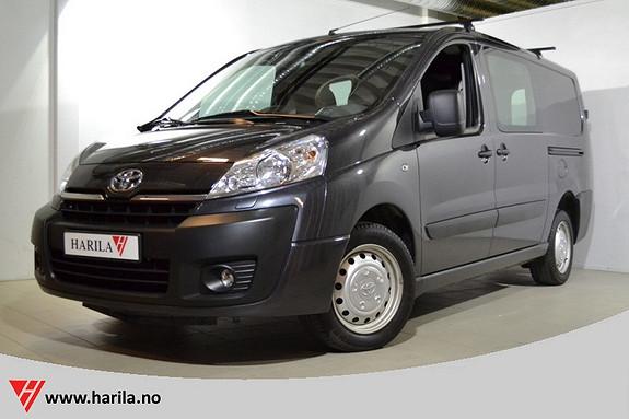 Toyota Proace 2,0 128hk L1H1  2013, 47000 km, kr 209000,-