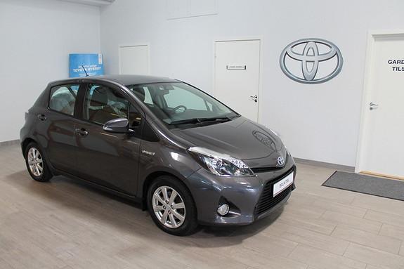 Toyota Yaris 1,5 Hybrid Active **VELHOLDT, LAV KM, TECTYL BEHANDLA, RYGGEKAMERA,  2013, 27300 km, kr 169000,-