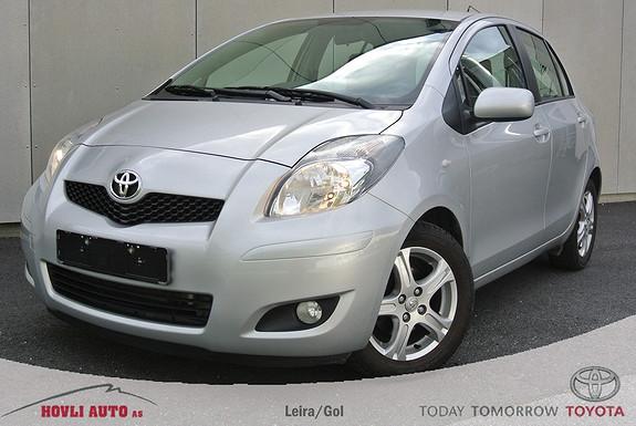 Toyota Yaris 1,4 D-4D Sol 6MMT 2,95% rente - Dieselvarmer - EU Ok 2018 - 1 års garanti!  2010, 50880 km, kr 119900,-
