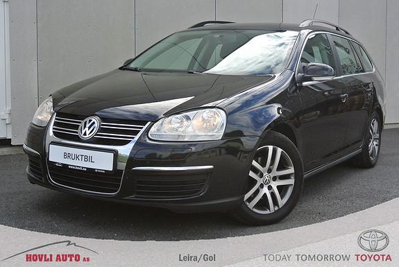 Volkswagen Golf 1,9 TDI 105hk Sportline Rett fra service - A/C Klimaanlegg - EU 2018 - Garanti  2008, 134000 km, kr 109900,-