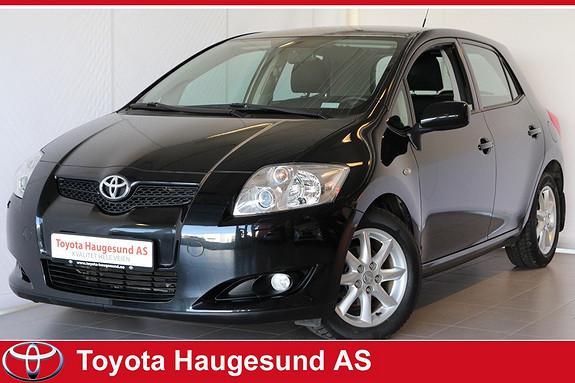 Toyota Auris 1,4 D-4D Sol Autoklima, setevarme, norsksolgt - Tectylert  2007, 96762 km, kr 95000,-