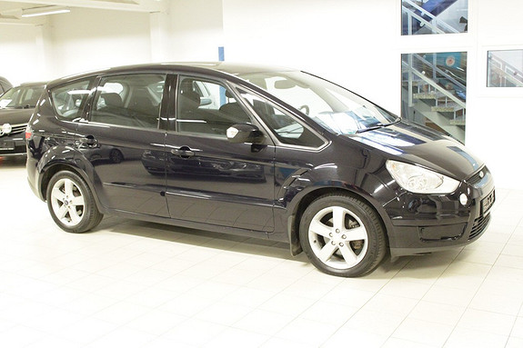 Ford S-MAX 2,0 TDCi 140hk DPF Titanium  2008, 176000 km, kr 139000,-