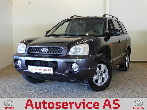 Hyundai Santa Fe 2,0 D GLS  2004, 186000 km, kr 79000,-