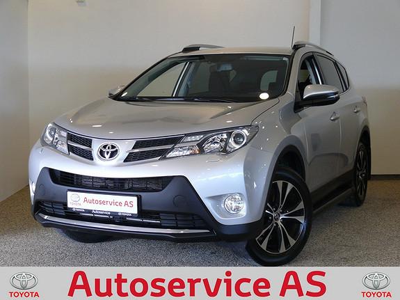 Toyota RAV4 2,0 D-4D 2WD Active  2014, 36000 km, kr 339000,-