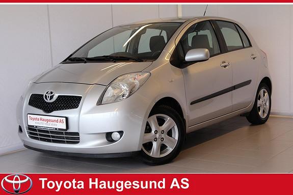 Toyota Yaris 1,3 Sol M/M  2006, 35766 km, kr 85000,-
