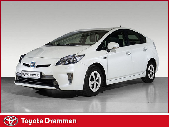 Toyota Prius Advance  2013, 30790 km, kr 239000,-