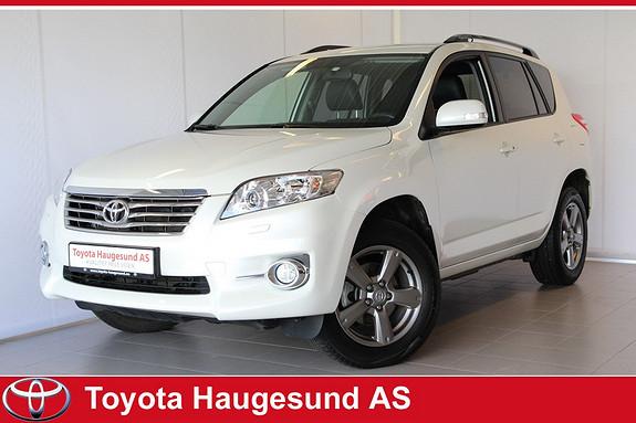 Toyota RAV4 2,0 VVT-i Vanguard Exec.M-drive S  2012, 32683 km, kr 299000,-