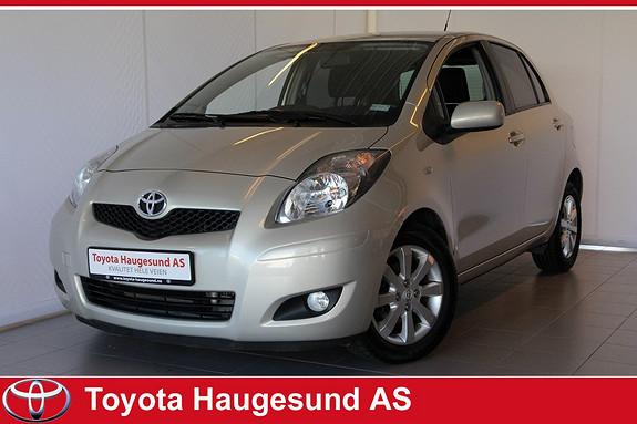 Toyota Yaris 1,4 D-4D Sol  2009, 121500 km, kr 99000,-