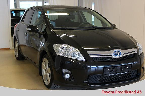Toyota Auris 1,8 Hybrid E-CVT Executive EU OK til 09.17,  2011, 103400 km, kr 159000,-