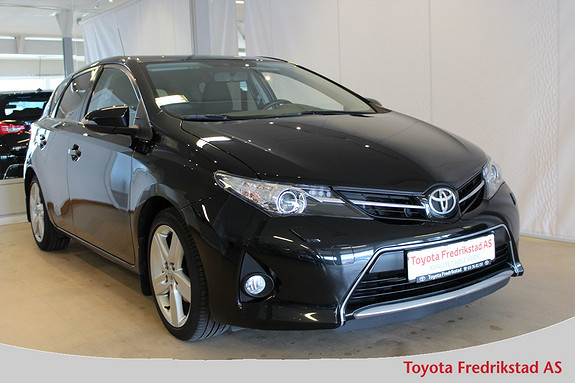 Toyota Auris 1,4 D-4D Style MEGET PEN, KUN KJØRT 40 000 KM  2013, 40000 km, kr 179000,-