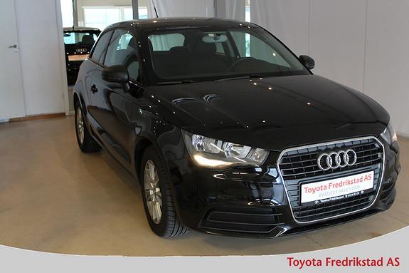 Audi A1 1,2 TFSI Lav km, meget pen, klima,  2011, 51250 km, kr 129000,-