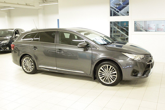 Toyota Avensis Touring Sports 1,8 Active Style M-drive 7S  2015, 15000 km, kr 299000,-