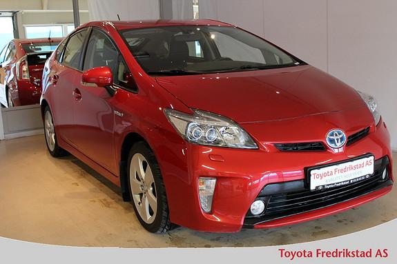 Toyota Prius 1,8 VVT-i Hybrid Advance  2012, 103500 km, kr 169000,-