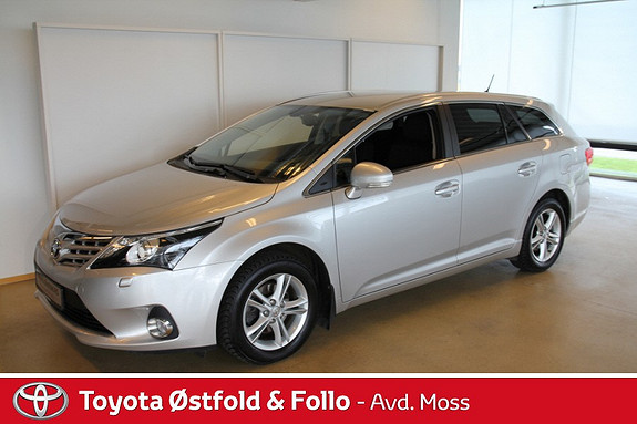 Toyota Avensis 1,8 147hk Adv. InBusiness 2.0 M-drive S  2013, 35253 km, kr 265000,-