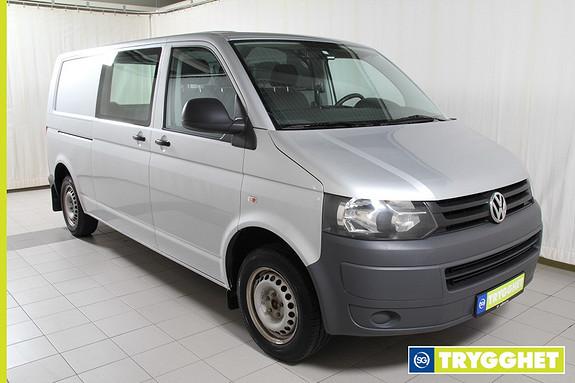 Volkswagen Transporter 2,0 TDI 115hk Lang Bluetooth,Cruisecontroll,Dab,hengervekt 2,2 tonn