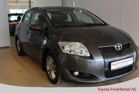 Toyota Auris 1,4 D-4D Sol Blue  2009, 111700 km, kr 109000,-