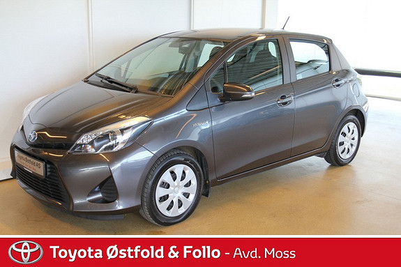 Toyota Yaris 1,5 Hybrid Active e-CVT  2014, 40293 km, kr 175000,-