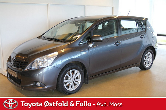 Toyota Verso 2,0 D-4D Advance 7 seter  2011, 129500 km, kr 199000,-