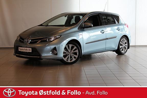 Toyota Auris 1,8 Hybrid Executive HSD  2013, 24915 km, kr 239000,-