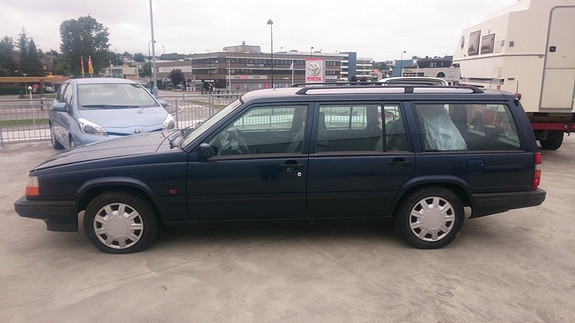 Volvo 940 Turbo SE aut  1995, 270000 km, kr 26000,-