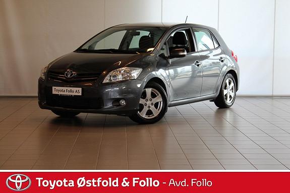 Toyota Auris 1,33 Dual VVT-i  Stop&Start Advance  2010, 119901 km, kr 99000,-