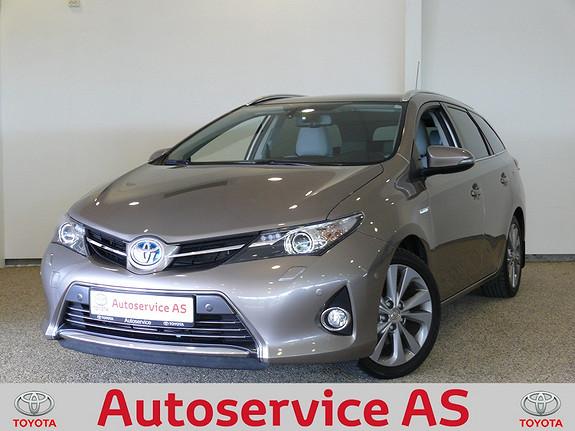 Toyota Auris 1,8 Hybrid E-CVT Executive  2013, 48000 km, kr 259000,-