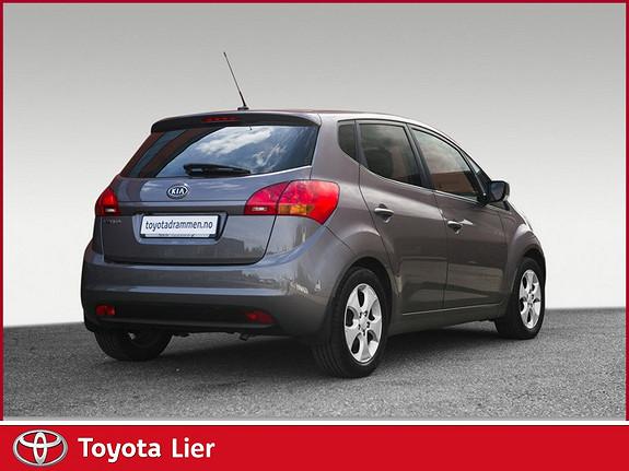 Kia Venga 1,6 Comfort Aut. 1,6 124hk bensin  2011, 66438 km, kr 144000,-