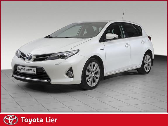 Toyota Auris 1,8 Hybrid E-CVT Active+  2013, 54500 km, kr 207000,-