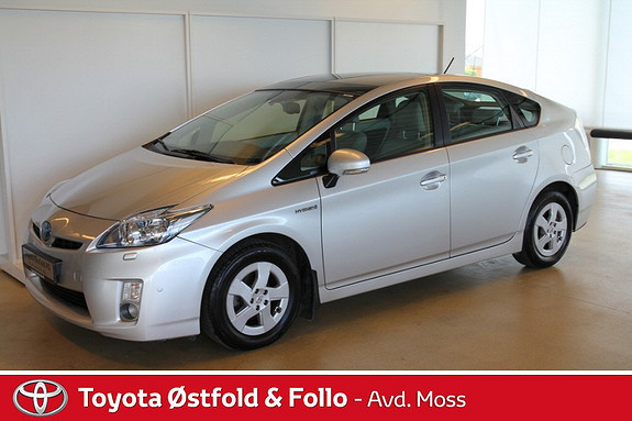 Toyota Prius 1,8 VVT-i Hybrid Premium  2010, 99200 km, kr 175000,-