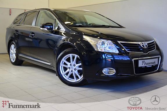 Toyota Avensis 2,0 D-4D DPF 126hk N-Tech Pluss // LAV KM // EN EIER //  2011, 55000 km, kr 204000,-