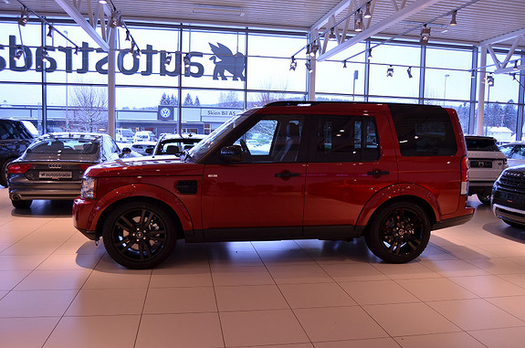 Land Rover Discovery TDV6 HSE Vare Black Pack  2013, 73 500 km, kr 489 000,-