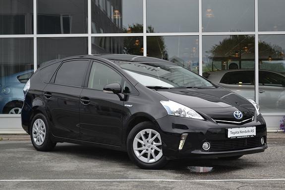 Toyota Prius+ Seven 1,8 VVT-i Hybrid Executive  2012, 44500 km, kr 259000,-