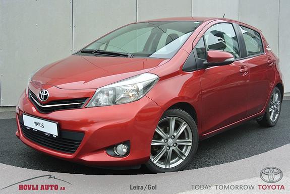 Toyota Yaris 1,4 D-4D Style Navi - A/C - Dieselvarmer - 2,95% rente - 1 års garanti!  2011, 103750 km, kr 119900,-