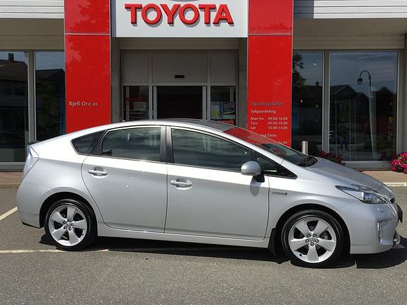Toyota Prius 1,8 VVT-i Hybrid Executive  2013, 45654 km, kr 219000,-