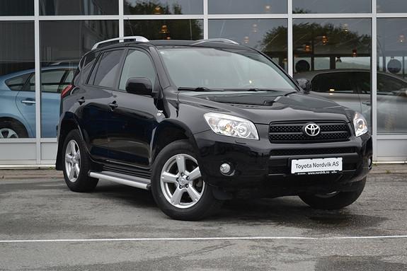 Toyota RAV4 2,2 D-4D 136hk Executive  2007, 95700 km, kr 179000,-