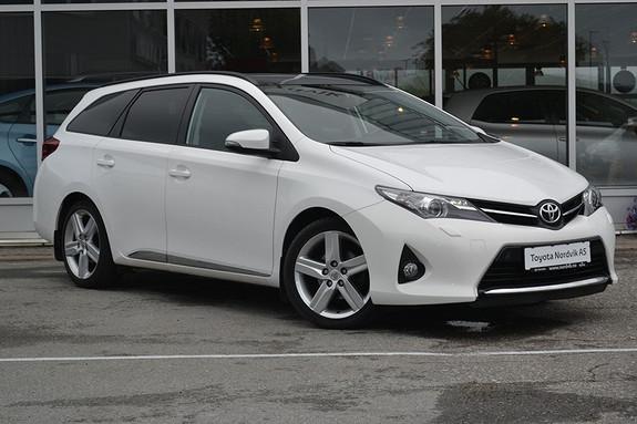 Toyota Auris Touring Sports 1,4 D-4D Active  2013, 54600 km, kr 229000,-