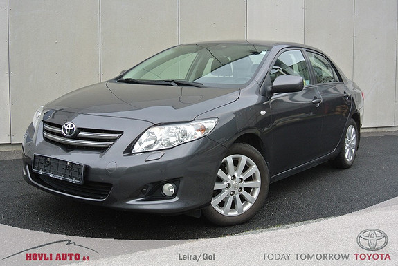 Toyota Corolla 1,4 D-4D Sol  1 eier! - H.feste - Dieselvarmer - 2,95% Rente - 1 års Garanti  2008, 89100 km, kr 119900,-