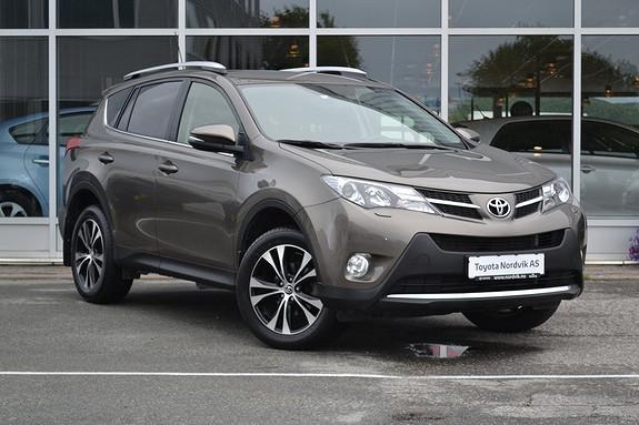 Toyota RAV4 2,0 D-4D 4WD Active  2014, 50900 km, kr 339000,-