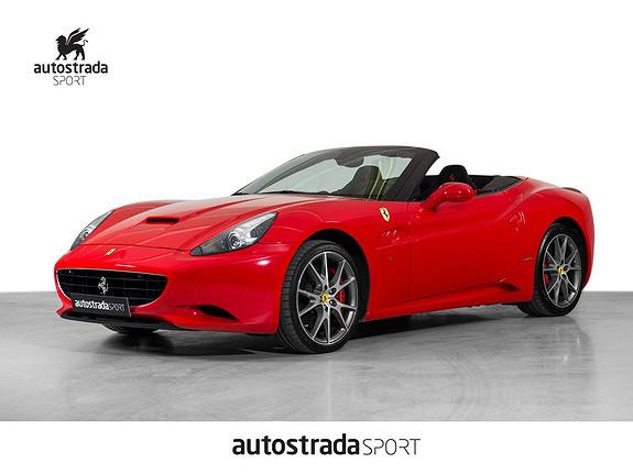 Ferrari California 460HK  2010, 43500 km, kr 1590000,-