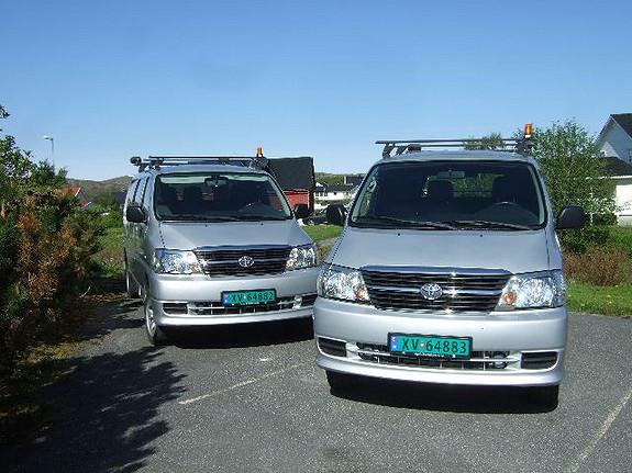 Toyota HiAce D-4D 5-d 117hk 4WD lang  2011, 71300 km, kr 220000,-